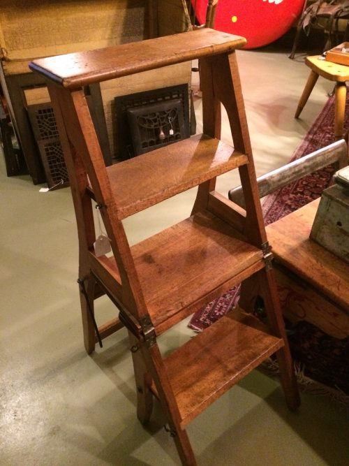 1910 Ladder / chair