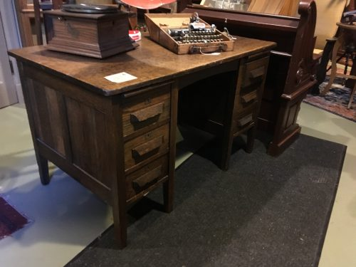 Desk Arts & Crafts Ca 1910