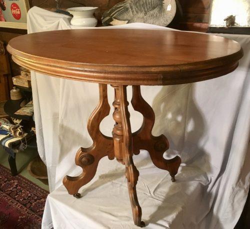 Victorian parlour table ca. 1860