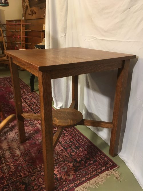 Arts and Crafts Table ca.1910