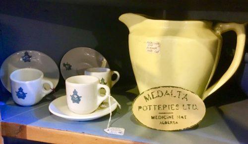 Medalta stoneware 1918 to 1950s