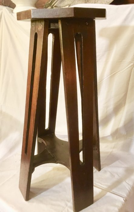 Arts and Crafts Plant stand ca.1910