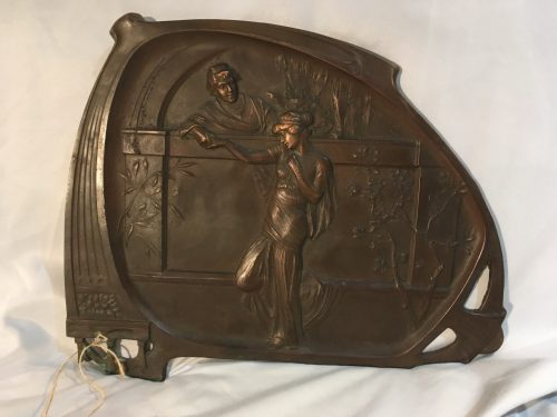 Art Nouveau Bronze