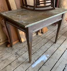 Primitive Table Ca. 1840.